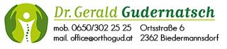 Dr. Gerald Gudernatsch